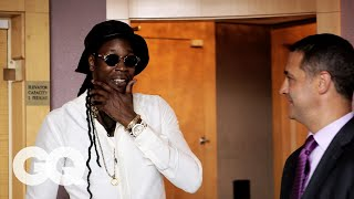 Download 2 Chainz Stays in a $25K a Night Hotel that Comes with a Maybach | Most Expensivest Sh*t | GQ Video