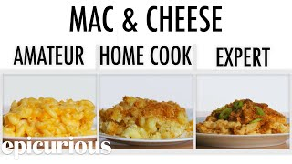 Download 4 Levels of Mac and Cheese: Amateur to Food Scientist | Epicurious Video
