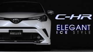 Download C-HR MODELLISTA ELEGANT ICE STYLE 走行動画 Video