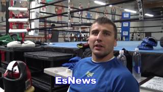 Download Alex Gvozdyk On being Olympic And PRO Teammates Of Lomachenko and Usyk EsNews Boxing Video