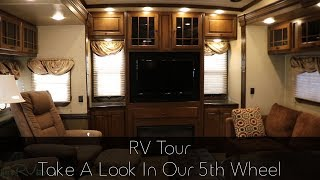 Download RV Tour | Take A Look In Our 5th Wheel Video