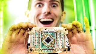 Download UNBOXING A QUANTUM COMPUTER! – Holy $H!T Ep 19 Video