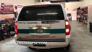 Download Liberty Twp. Fire Dept. 2007 Chevy Suburban (rewire/repair) Video
