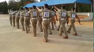 Download drill with lathi of 4th platoon si cadets at rpf trg centre moula ali hyderabad Video