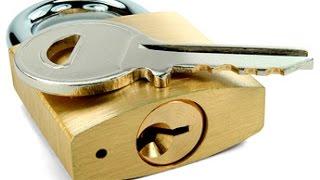 Download Как Сделать КЛЮЧ ПОД ВСЕ ЗАМКИ / how to make a key for all locks Video