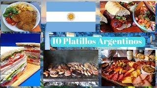 Download comida tipica de Argentina | comida tradicional de Argentina Video