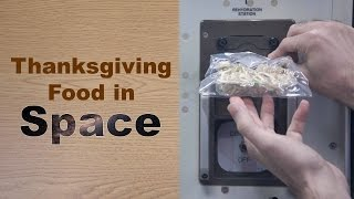 Download How to Prepare (Thanksgiving) Food in Space Video