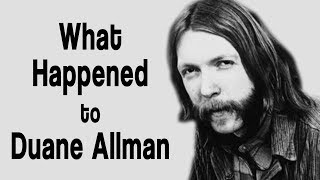 Download What happened to DUANE ALLMAN? Video