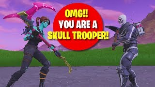 Download I MATCHED WITH A SKULL TROOPER!! ″He Got 0 KILLS!″ Video