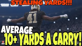 Download STEALING YARDS! EASIEST YARDS YOU WILL GET IN MADDEN 20! Money Play Pass & Run Scheme Tips & Tricks Video