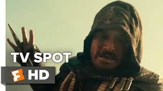 Download Assassin's Creed TV SPOT - Destined for Great Things (2016) - Michael Fassbender Movie Video