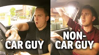 Download Car Guys VS Non-Car Guys Video