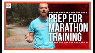 Download How to Start Training for a Marathon | Your 4 Week PREP Plan Video