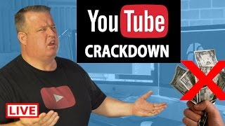 Download 🔴 YouTube Creator AD Crackdown: YouTube Big Changes To Partner Program Video