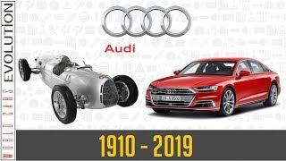 Download W.C.E - Audi Evolution (1910 - 2019) Video