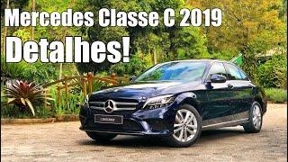 Download Novo Mercedes Classe C 2019 em detalhes - Falando de Carro Video