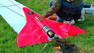 Download FASTEST RC TURBINE MODEL JET IN ACTION 727KMH 451MPH FLIGHT DEMO GUINNESSWORLDRECORDS Video