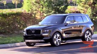 Download Kia Telluride Concept Makes World Debut At North American International Auto Show in Detroit Video