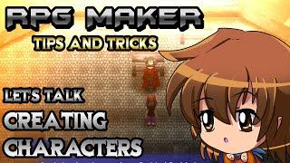 RPG Maker VXA Scripts Tutorial: Side Battlers + HUD (1) Free