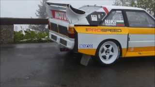 Download Audi Quattro S1 ( Gruppe B ) by Prospeed (800hp) Video