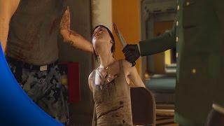 Download Beyond Two Souls - Interrogation/ Torture Scene Video