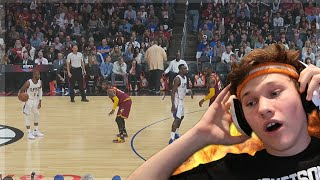 Download CAVS VS CLIPPERS NBA VLOG!! Video