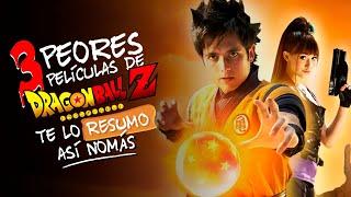 Download Te Lo Resumo | 3 Adaptaciones de Dragon Ball Así Nomás Video