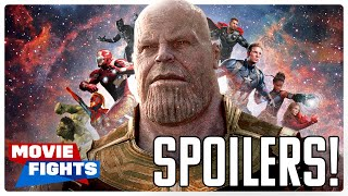 Download AVENGERS: ENDGAME MOVIE FIGHTS (SPOILERS) Video