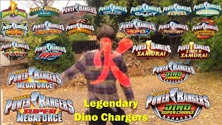 Download Power Rangers Dino Super Charge Legendary Dino Chargers Video