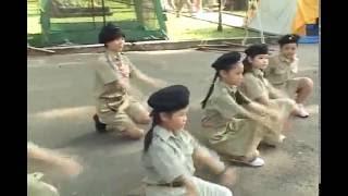 Download Múa dân vũ ″Té nước - Thái Lan″ (Nhóm Sao Thiên Vương) Video