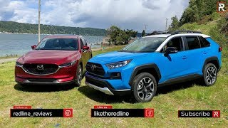 Download 2019 Toyota RAV4 Vs 2019 Mazda CX-5 – Which One Is The BEST? Video