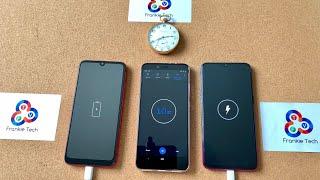 Download Redmi Note 7 vs Oppo K1 - Razer Quick Charge 4 Test! Video