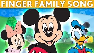Download Finger Family MICKEY MOUSE Finger Family NURSERY RHYMES song Video