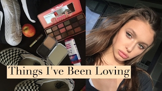 Download MY CURRENT FAVORITES | Things I've Been Loving 2017 Video