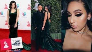Download GET READY WITH ME: LATIN GRAMMY 2016 | BEAUTYYBIRD Video