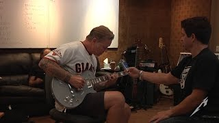 Download Metallica: RIP (The Making of ″Halo On Fire″) Video