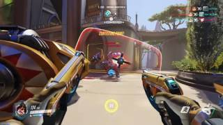 Download Overwatch: Origins Edition (Tracer PS4 Gameplay) Video