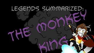 Download Legends Summarized: The Monkey King (Journey To The West Part 1) Video