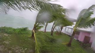 Download Hurricane Matthew - Only a Storm in Great Guana Cay, Abaco Bahamas Video