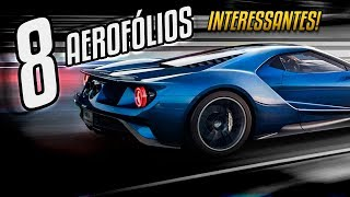 Download 8 Carros com aerofólios interessantes Video