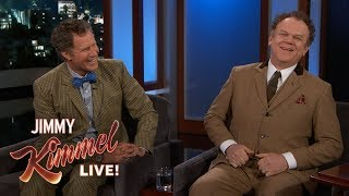 Download Will Ferrell & John C. Reilly on Their Friendship & Living in England Video