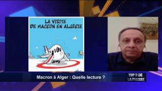 Download Macron à Alger : Quelle lecture ? Video