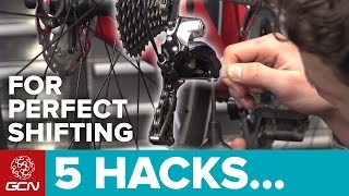 Download 5 Hacks For Perfect Shifting On Your Road Bike Video