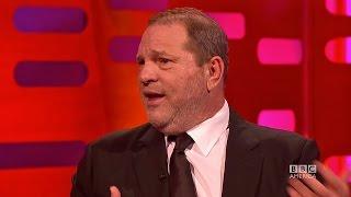 Download Harvey Weinstein on Good Will Hunting's hidden scene - The Graham Norton Show Video