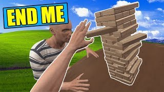 Download The HARDEST game of JENGA EVER! Video