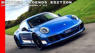 Download 2018 Porsche 911 Carrera 4 GTS British Legends Edition Video