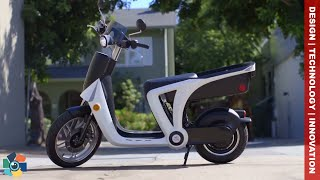 Download 15 ELECTRIC SCOOTERS AND SMART MOPEDS AVAILABLE IN 2018 Video