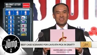 Download What should Cavaliers do with 8th pick in 2018 NBA draft? | The Jump | ESPN Video