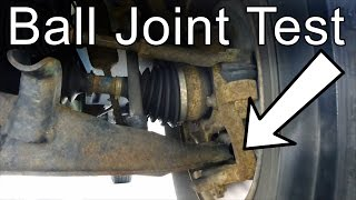 Download How to Check if a Ball Joint is Bad Video