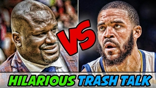 Download Javale McGee and Shaq get into HEATED Twitter Trash Talk   Draymond Green INSULTS Paul Pierce Video